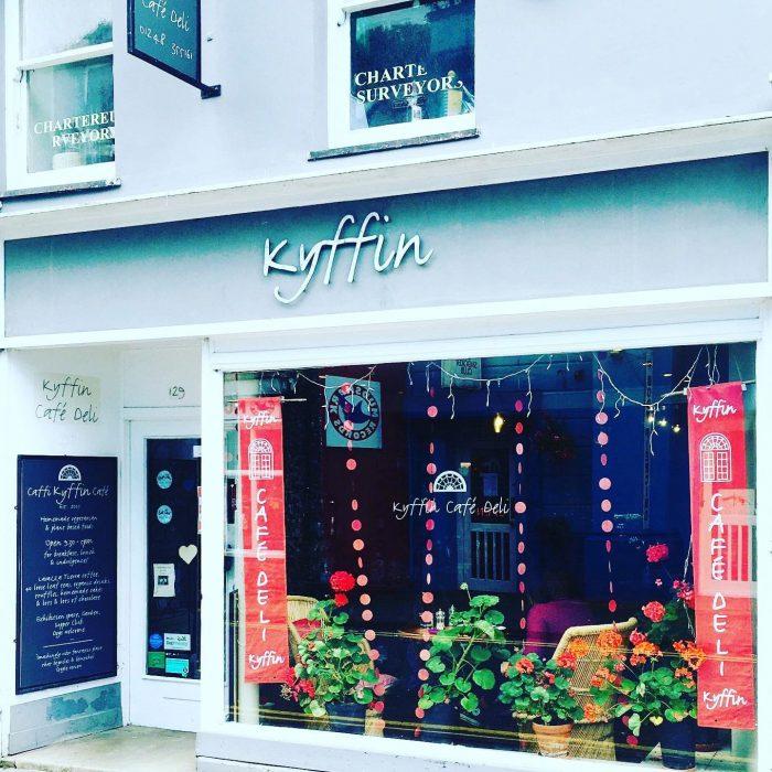 Kyffin Cafe Deli