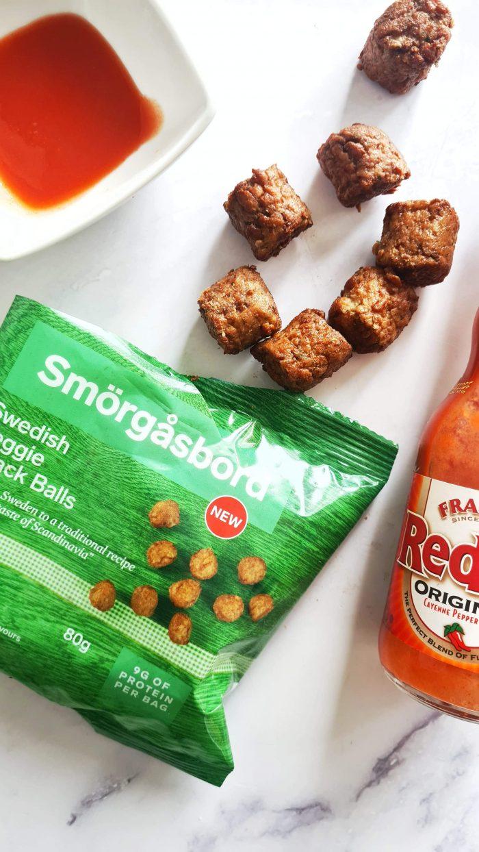 Smorgasbord Swedish Veggie Snack Balls 80g