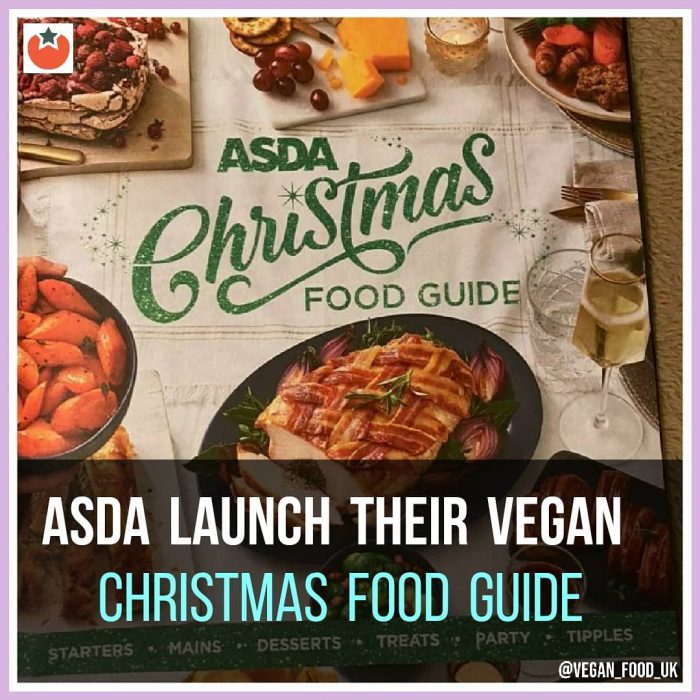 Asda Announce Their Vegan Christmas Food Line Up