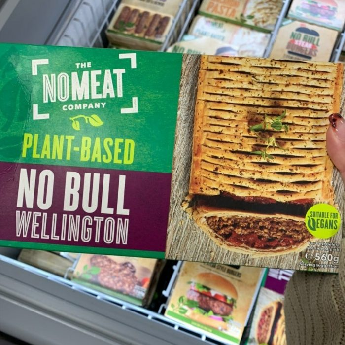 No Meat No Bull Wellington 560g