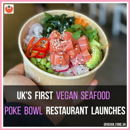 UK's First Vegan Poke Bowl Eatery Launches