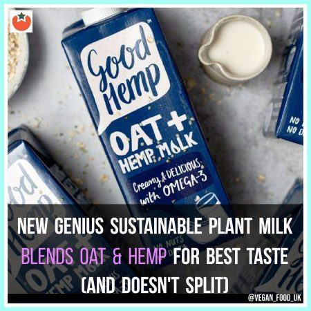 New Sustainable Plant Milk Launches With Great Taste