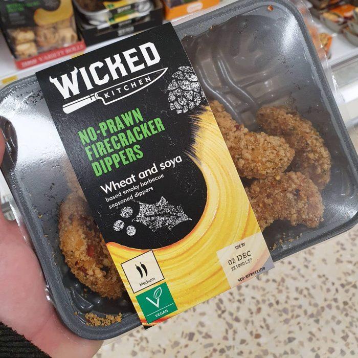 Wicked Kitchen No Prawn Firecracker Dippers 240g