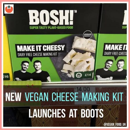 Some Bosh-Inspired Vegan Gift Ideas At Boots