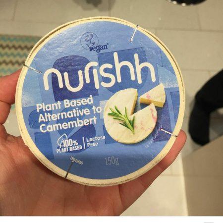Nurishh Plant Based Camembert 150g