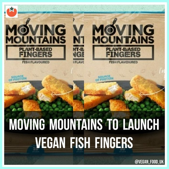 Moving Mountains To Launch Vegan Fish Fingers
