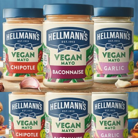 Hellmann's To Launch New Range Of Vegan Mayos