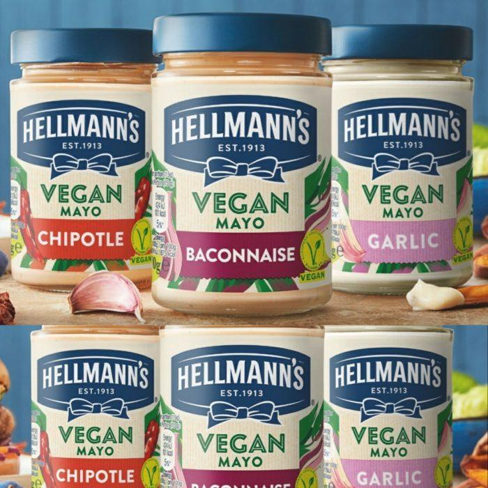 Hellmann's To Launch New Range Of Vegan Mayos