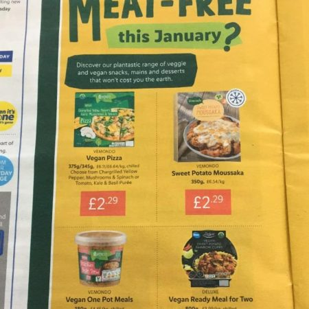 Lidl To Join In On Veganuary