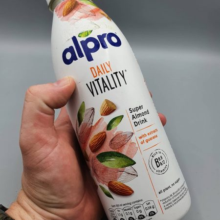 Alpro Daily Vitality Almond with Guarana Drink 750ml