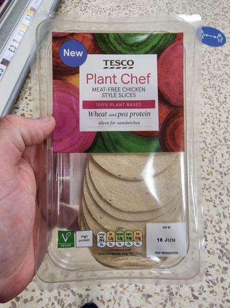 Plant Chef Chicken Slices