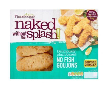 Vegan Fish Alternative Example