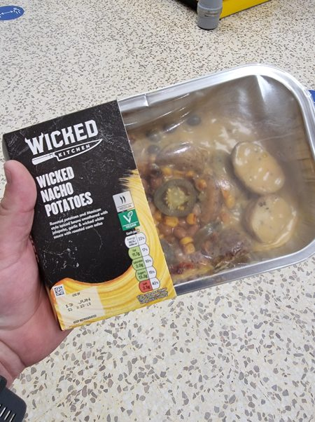 Wicked Nacho Potatoes