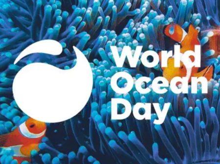 World Ocean Day graphic