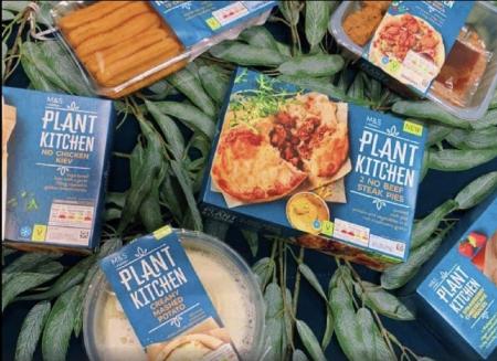 Plant kitchen range